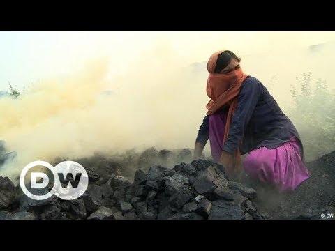 The hellish coal fields of Jharia | DW Documentary