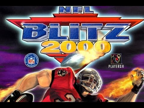nfl blitz 2000 dreamcast