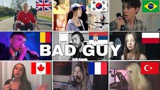 Who Sang It Better : Billie Eilish - bad guy (,uk,canada,south korea,romania,poland)