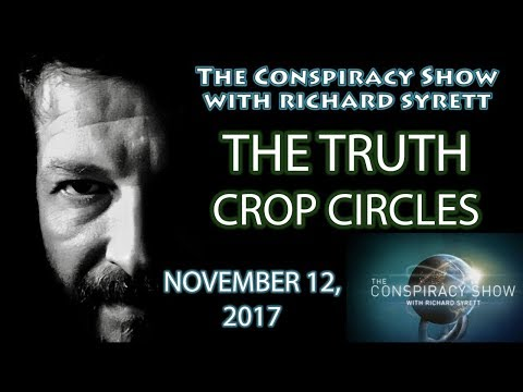 The Conspiracy Show LIVESTREAM | Nov 12, The Suppressed Truth, & Crop Circles