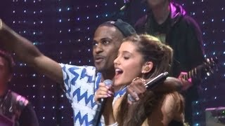 "Ariana Grande - ""Right There"" [Feat. Big Sean] (Live in Los Angeles 9-9-13)"