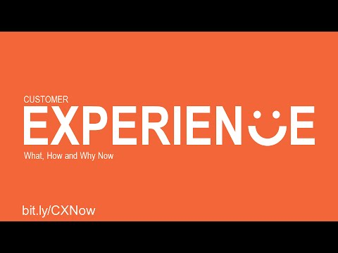 Don Peppers: Customer Experience: What, How and Why Now ...