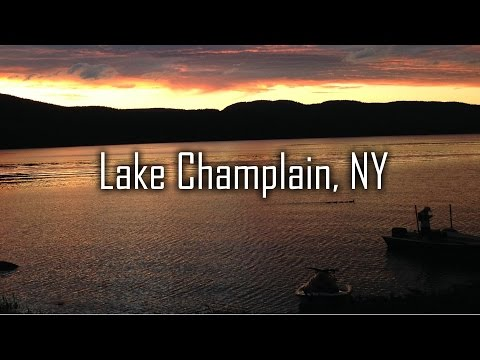 MY TRIP TO LAKE CHAMPLAIN, NEW YORK!!!!