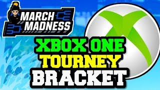 XBOX MARCH MADNESS NBA 2K19 MYTEAM TOURNAMENT TEAM ANNOUNCEMENT + BRACKET REVEAL!