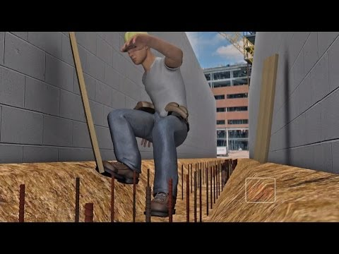New York Construction Accident Animation - SHLPC.com - Case Brought a 23 Million Dollar Recovery