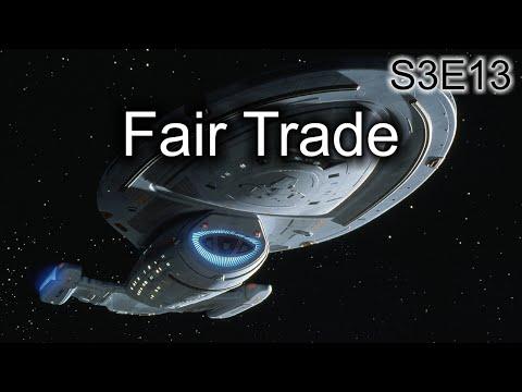 Star Trek Voyager Ruminations: S3E13 Fair Trade