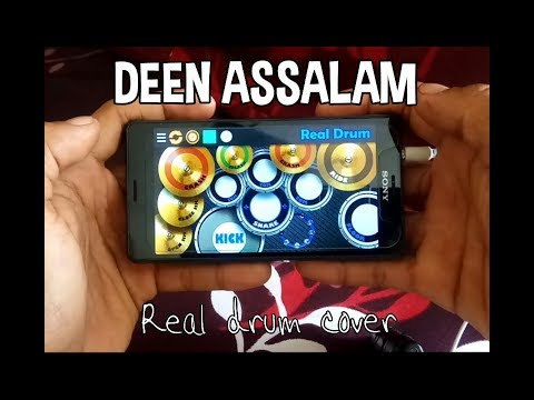 DEEN ASSALAM - SABYAN ( Real drum cover )