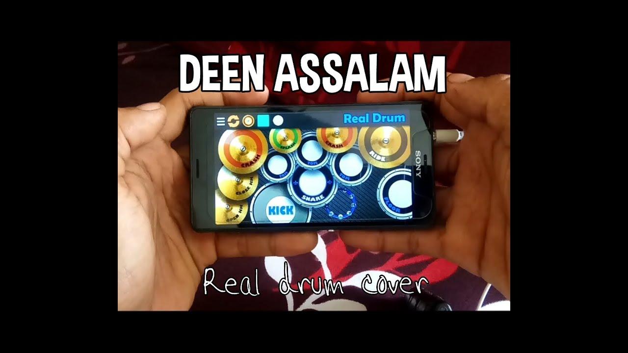 DEEN ASSALAM - SABYAN ( Real drum cover )