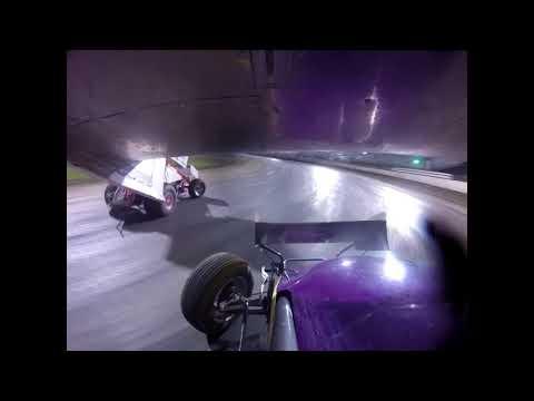 34 Raceway 305 Sprint A Main n Board 9/1/18