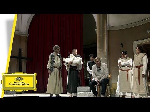 Wagners Parsifal - Bayreuth 2016 (DVD Trailer)