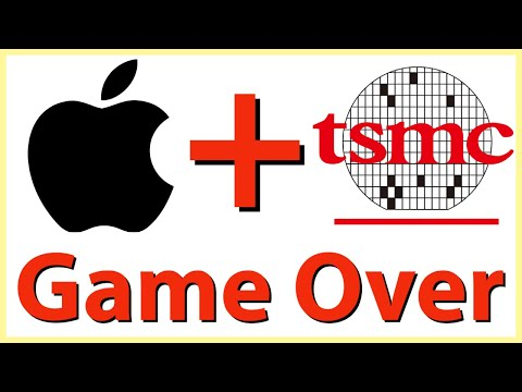 Taiwan Semiconductor (TSM) Stock Analysis - Apple's New M1x Chip Will Mean GAME OVER For Intel