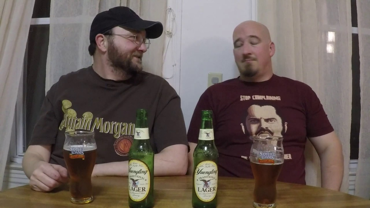 Yuengling Traditional Lager beer review