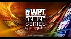 WPT Online Series on partypoker!