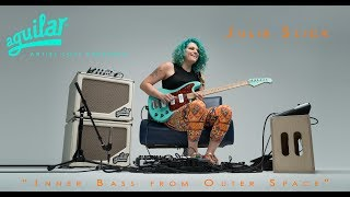 "Julie Slick ""Inner Bass From Outer Space"" - Live at the Aguilar Artist Loft"
