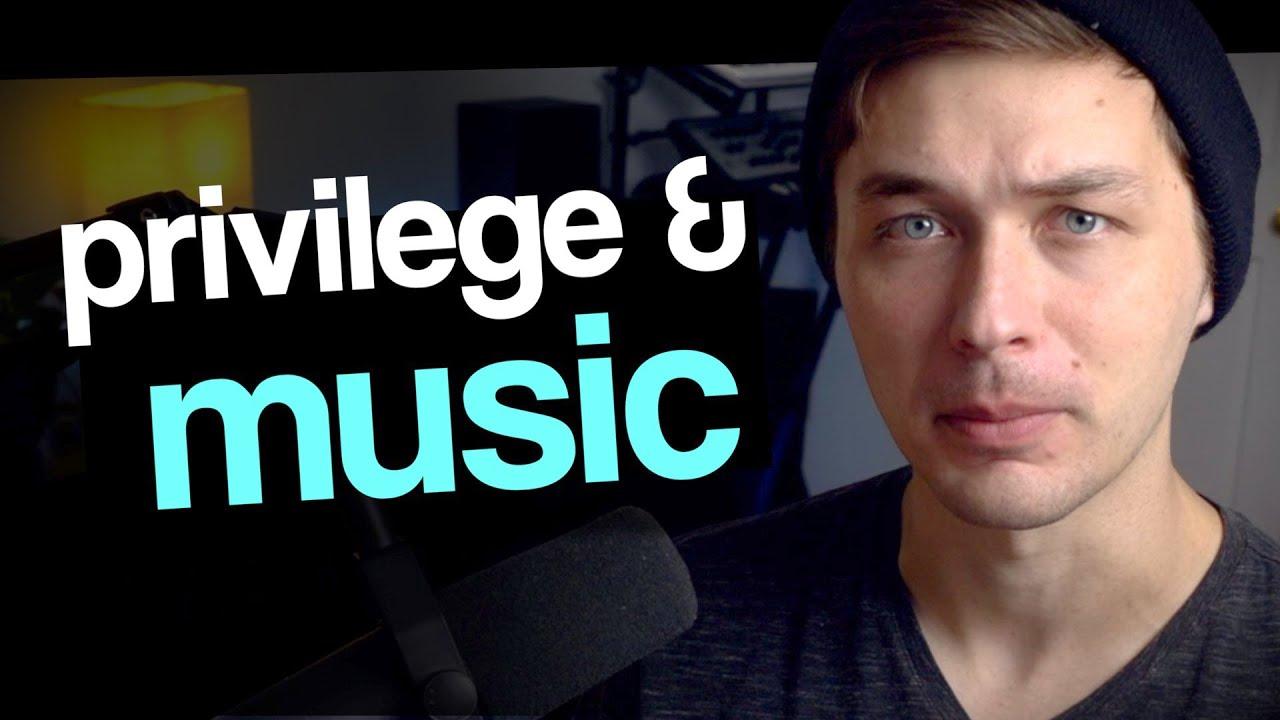White Privilege and Music
