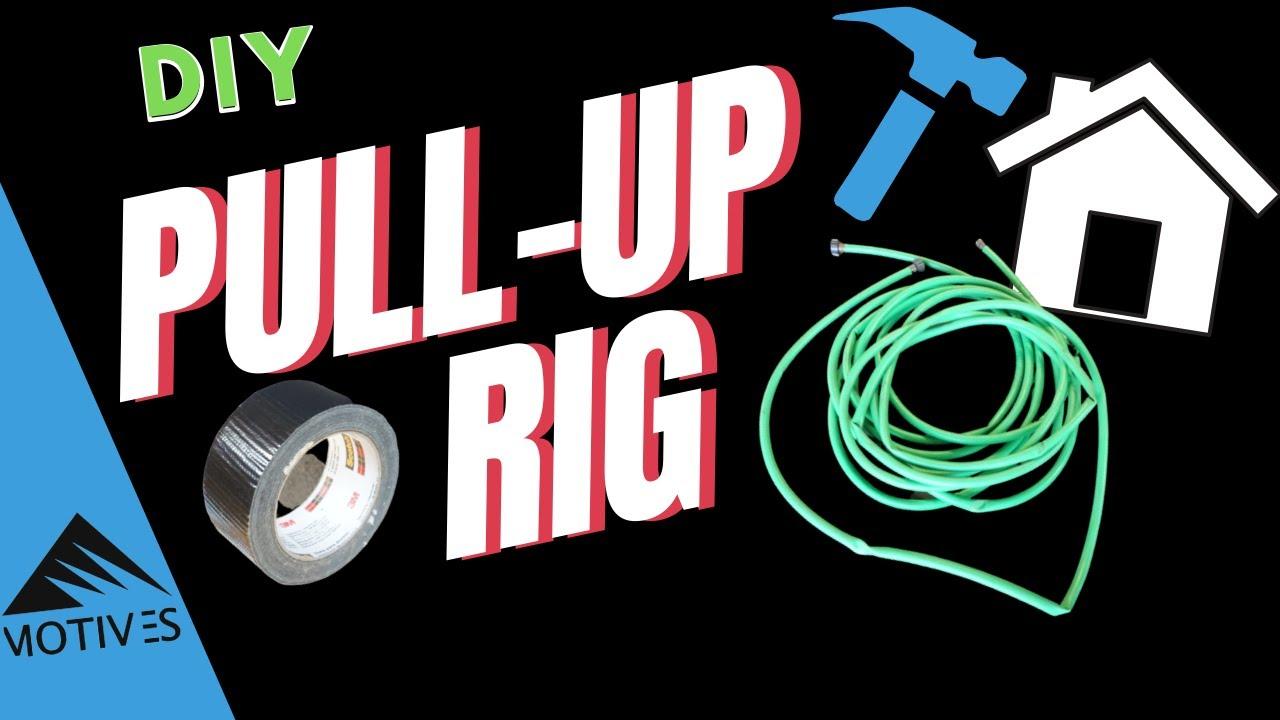 No Pull-up Bar?! No Problem!