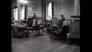 Powick Hospital Powick Near Worcester 1968 Part 1