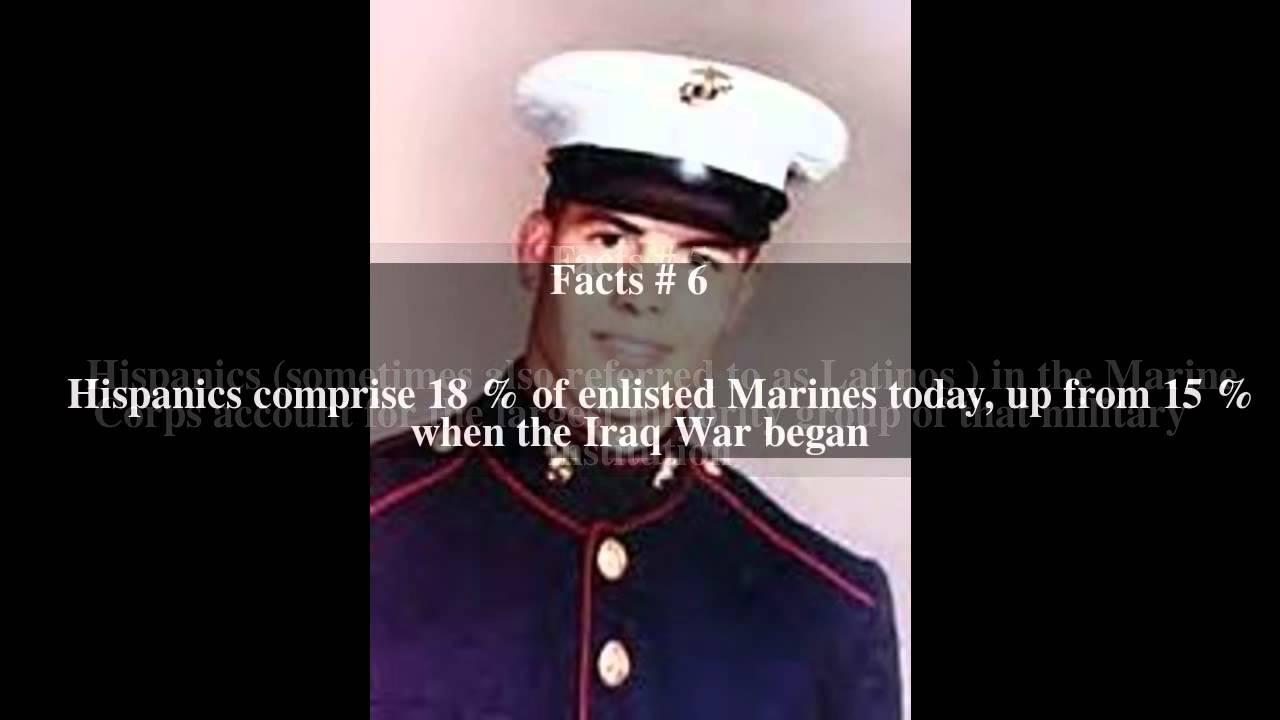 Hispanic marines