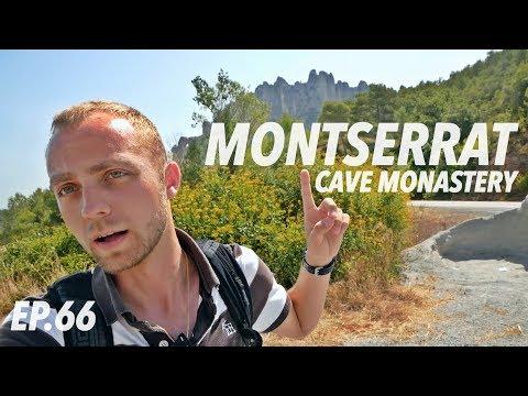 Amazing Places in Catalonia! (Montserrat Cave Monastery)