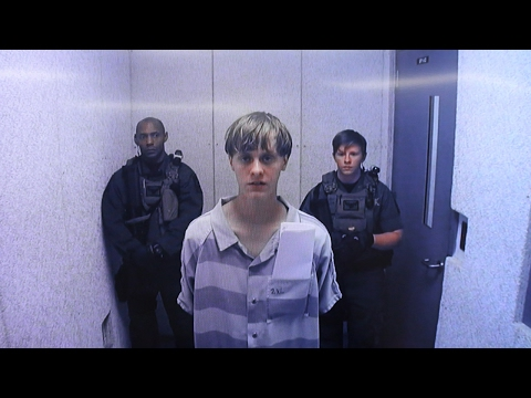 Church shooter Dylann Roof gets death penalty