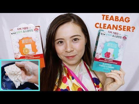 BRTC Powder Cleansing Tea Bag? \\ JQLeeJQ