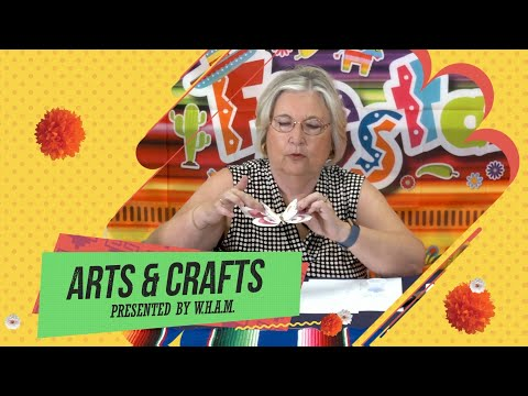 Surprise Fiesta Grande - To Go: Virtual Arts & Crafts featuring WHAM video thumbnail