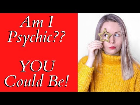 Am I Psychic Love Tarot?  🔮 You Could Be!  4 Simple Steps To Take Today ❤