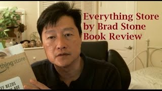 Everything Store by Brad Stone - A LearnByBlogging Book Review