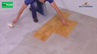 видео Клей для пробковых покрытий на контактной и водной основе