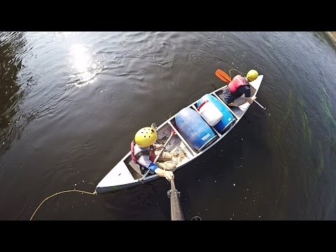 GOPRO CANOEING EXPEDITION