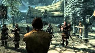 The Elder Scrolls V - Skyrim - Part 1. Half-Blind Archer.
