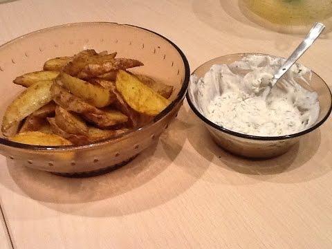 Соус из картошки