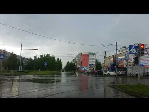 Соликамск поплыл