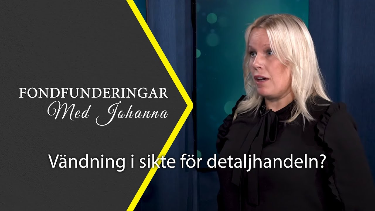 Intervju i Fondfunderingar med Therese Nyrén