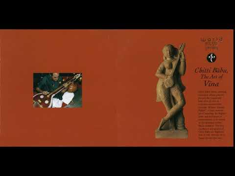 Chitti Babu - The Art of Vina /1994 CD Album/ Mp3