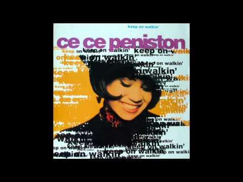 "CE CE PENISTON - Keep On Walkin' (Steve ""Silk"" Hurley's Silky Soul 12"") 1992"