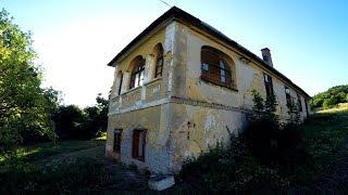 Abandoned Beautiful Wine Press House - Urban Exploration