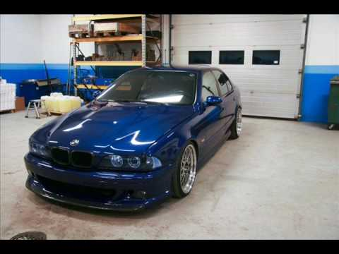 Bmw E39 Tuning Youtube