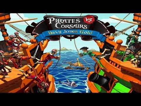Pirates vs Corsairs: Davy Jones' Gold HD - Universal - HD Gameplay Trailer