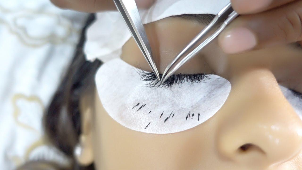 How do eyelash extensions work