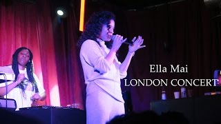 WATCHING ELLA MAI LIVE!