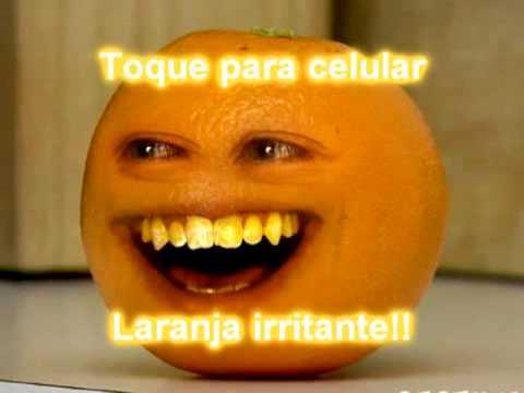 video da laranja irritante para celular