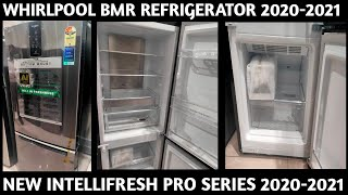 Whirlpool Bottom Mount Refrigerator 2020-2021 325 Ltr to 355 Ltr BMR Refrigerators in India