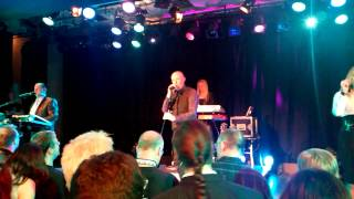 Heaven 17 Blackburn October 2014 - A Crow and a Baby