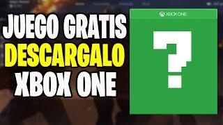 SORTEO   DESCARGALO YA 🏆 !! JUEGALO TOTALMENTE GRATIS XBOX ONE