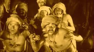 El Hombre de las Figuras de Cera (Das Wachsfigurenkabinett) (L. Birinsky, Paul Leni, Alemania, 1924)