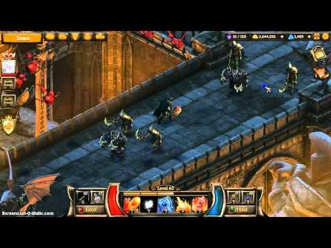 KingsRoad - Gold Farming [Solo, Wizard]