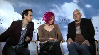 Cloud Atlas (2013) Lana Wachowski, Andy Wachowski & Tom Tykwer Interview [HD]
