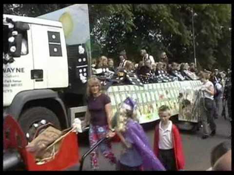 Bakewell Carnival Highlights 2002