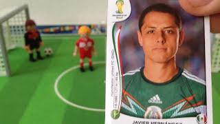 #6 Playmobil Panini Fifa World Cup Brazil 2014